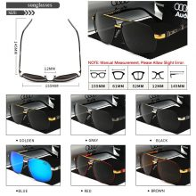 AUDI Fashion Sunglasses