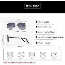 BMW Trendy Polarized Sunglasses